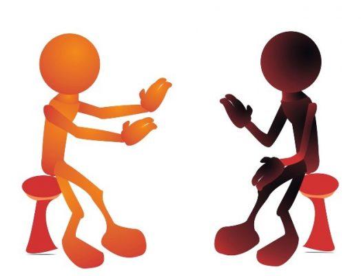 komunikasi di tempat kerja